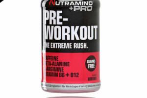 Nutramino +Pro Pre-Workout Berry 60ml Pre Workout PWO
